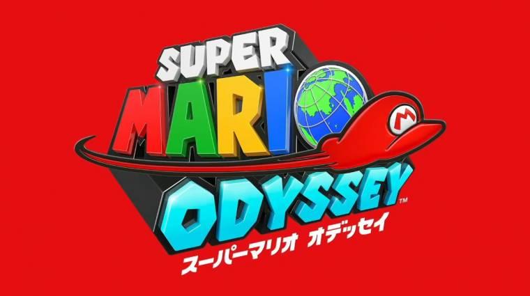 Super Mario Odyssey - íme a következő nagy Mario cím bevezetőkép