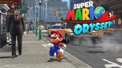 Gamescom Awards 2017 - tarolt a Super Mario Odyssey