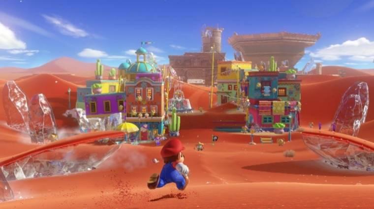 E3 2017 - megválasztották a show legjobbjait, tarolt a Super Mario Odyssey bevezetőkép