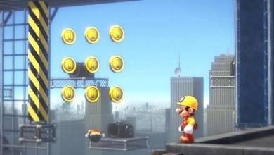 Hatalmas siker a Super Mario Odyssey