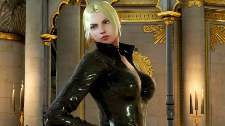 Tekken 7 - ingyenes DLC-vel ünneplünk bevezetőkép