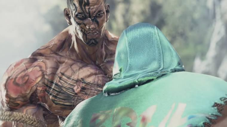 Egy muay thaiozó hústorony a Tekken 7 következő harcosa bevezetőkép
