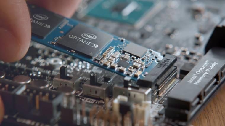 Itthon is megjelentek a trükkös Intel Optane gépek kép