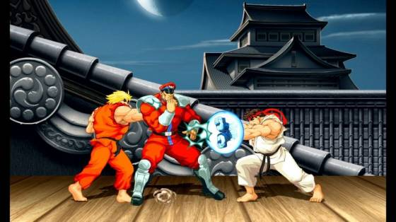 Ultra Street Fighter II: The Final Challengers infódoboz