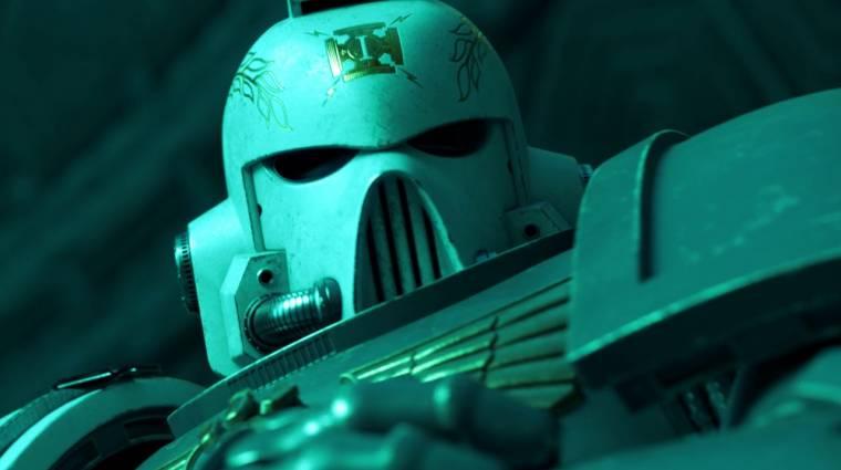 Letépi az arcod a rajongói Warhammer 40,000 projekt befejezése bevezetőkép