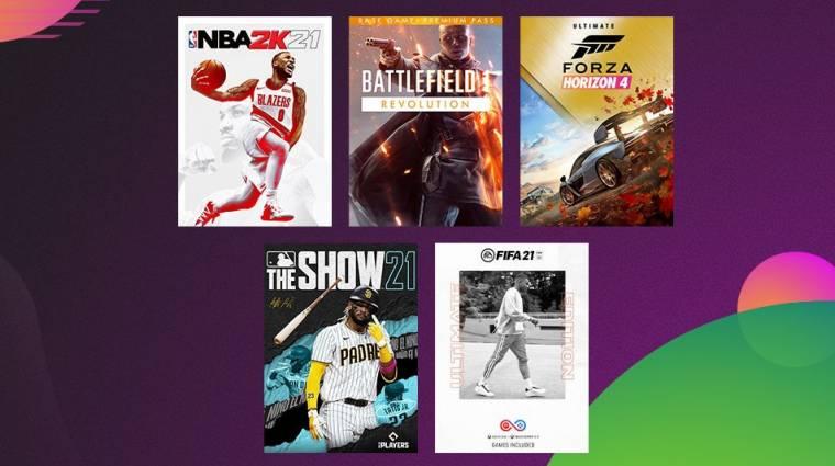 Giga leárazás az Xboxon, több mint 700 játékot húzhatsz be kedvezményesen bevezetőkép