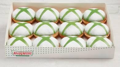 Ínycsiklandozónak tűnik a hivatalos Xbox fánk kép