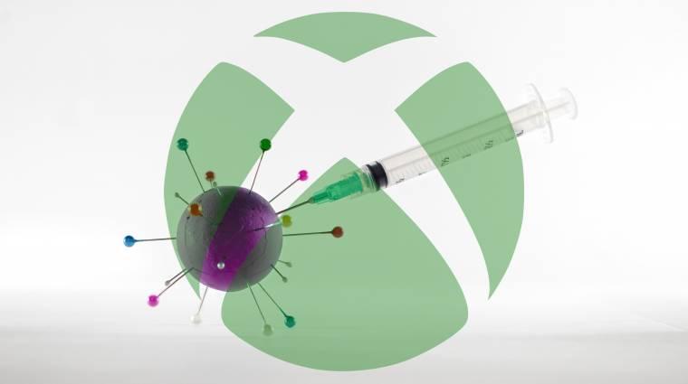 A koronavírus elleni oltásra buzdít az Xbox kép