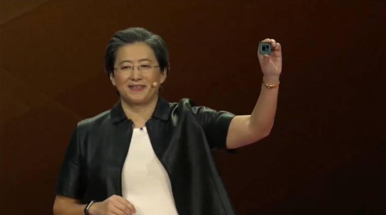 Nemcsak gyorsabb, hatékonyabb is lesz az új Ryzen processzor, mint az Intel i9 9900K kép