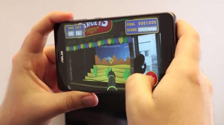 Videó: kipróbáltuk az ASUS ZenFone AR telefont kép