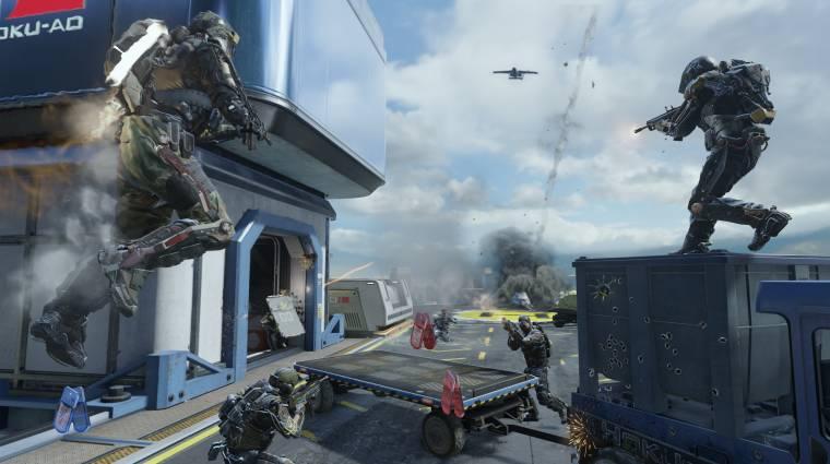 A következő Call of Dutyban nem lesznek jetpackek, az is kiderült, miért bevezetőkép