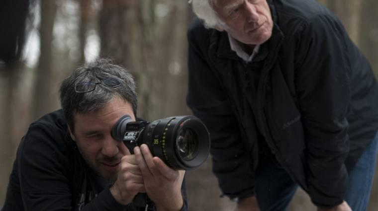 Denis Villeneuve legalább két filmként képzeli el a Dűnét kép