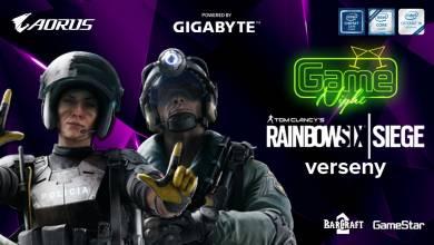 GameNight Rainbow Six: Siege verseny - íme a szabályok!