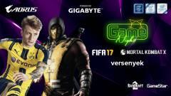 Ha jó vagy Mortalban vagy FIFA-ban, indulj a GameNight versenyein! kép