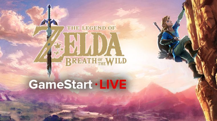The Legend of Zelda: Breath of the Wild livestream - kipróbáljuk, mire képes Nintendo Switchen bevezetőkép