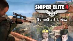 Robbanó herék és loccsanó agyvelők - Sniper Elite 4 GameStart 1. rész kép