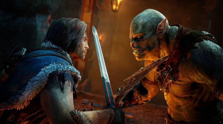 Middle-earth: Shadow of War - tátott szájjal néztük ezt a negyed órás gameplay videót bevezetőkép