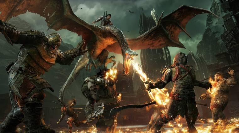 Middle-earth: Shadow of War - így bővül a nemesis-rendszer bevezetőkép