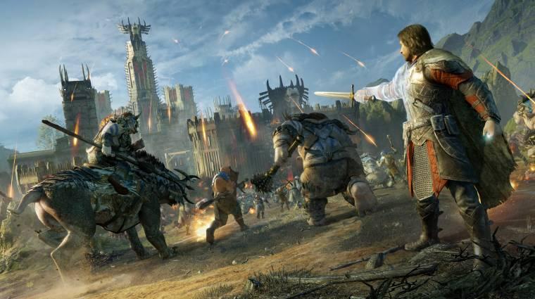 Middle-earth: Shadow of War - az első ingyenes frissítéssel végtelenné teszik a játékot bevezetőkép