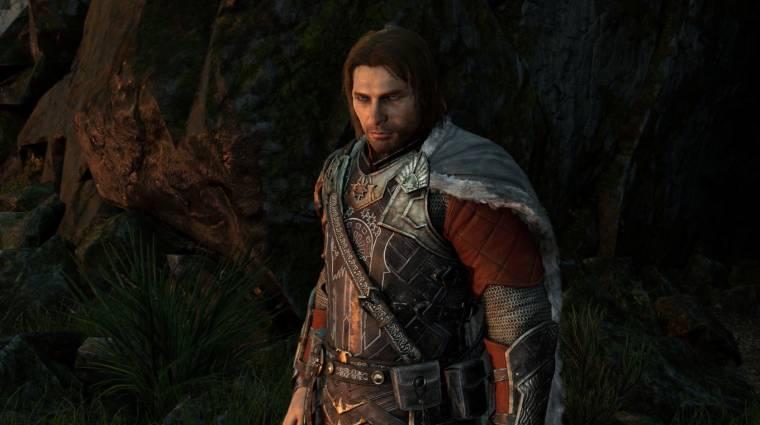 Middle-earth: Shadow of War - 4K-ban is nézhetjük az átvezetőket bevezetőkép