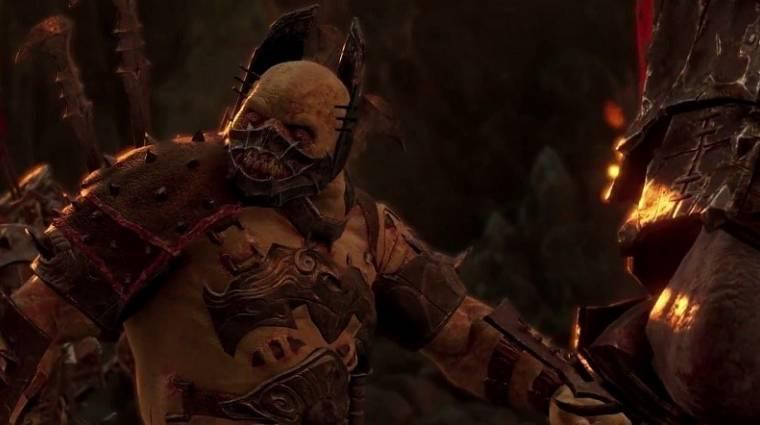 Middle-earth: Shadow of War - új ork törzset hoz az első DLC bevezetőkép