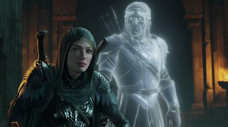 Middle-earth: Shadow of War - hangulatos előzetest kapott a Blade of Galadriel DLC bevezetőkép