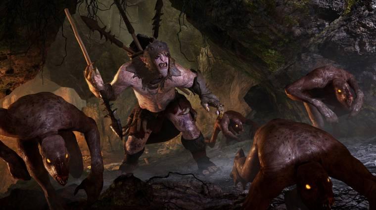 Middle-earth: Shadow of War - Mordor legkietlenebb tájaira visz a ma élesedett DLC bevezetőkép