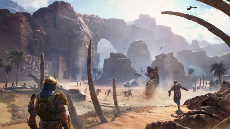 Egy hatalmas, nyitott világú játékon dolgoznak a Shadow of War fejlesztői bevezetőkép