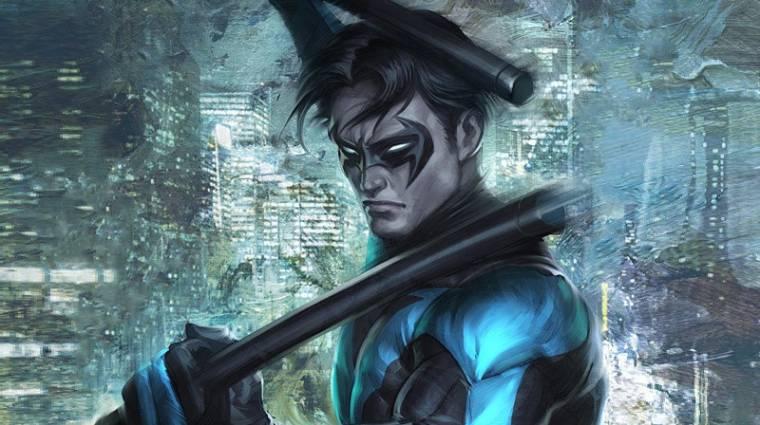 A Nightwing rendezője beszélt a filmről kép