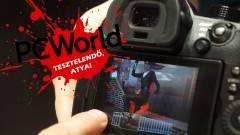 Nő és csúcs-fényképezőgép egy videón, avagy Panasonic GH5 első kézből kép