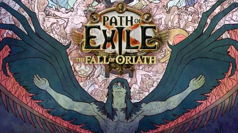 Path of Exile: The Fall of Oriath megjelenés - hamarosan folytatódik a kaland bevezetőkép