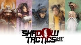 Shadow Tactics: Blades of the Shogun kép