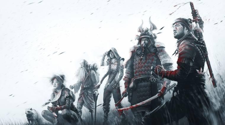 Még idén befut a Shadow Tactics: Blades of the Shogun következő felvonása bevezetőkép