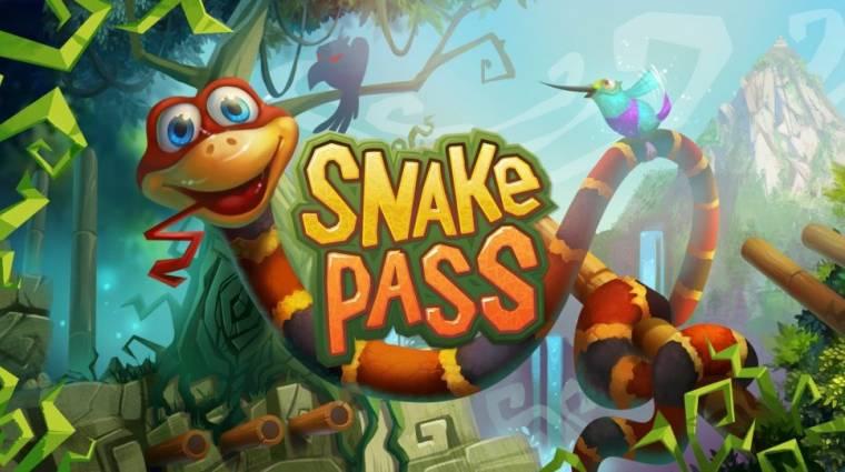 Snake Pass bejelentés - nem kispályázik a HD-kígyó bevezetőkép