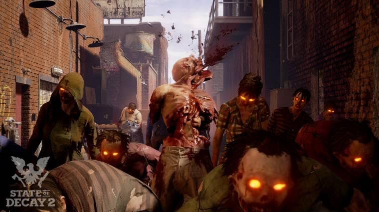 State of Decay 2 - átlépte az 5 milliót a játékosbázis létszáma bevezetőkép