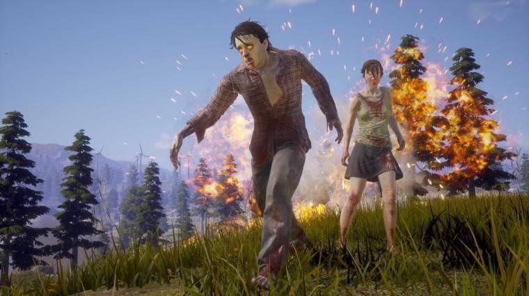 State of Decay 2 gépigény - a zombik éhesek bevezetőkép