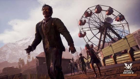 Megújult formában tér vissza az első rész játéktere a State of Decay 2-be kép