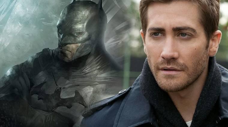 Jake Gyllenhaal szívesen lenne Batman, de a Warner nem akarja? bevezetőkép