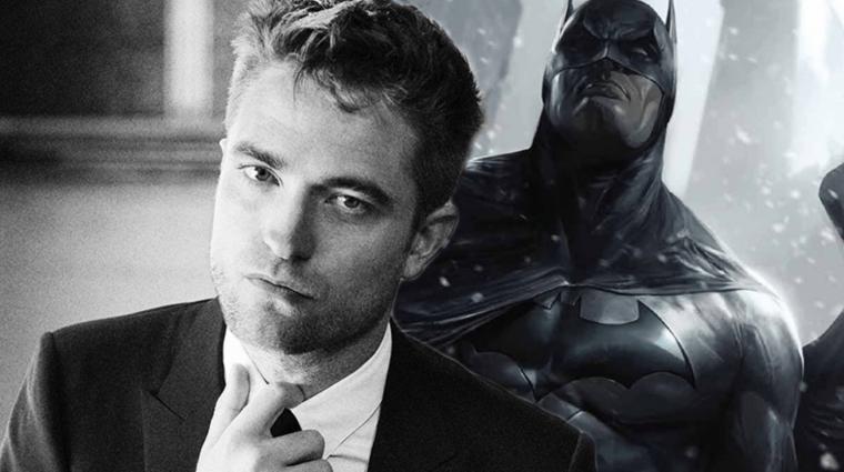 Robert Pattinson készen áll a The Batman miatt fanyalgókra bevezetőkép