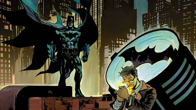 Megerősítést kapott, hogy ki játssza Gordon felügyelőt a The Batmanben kép