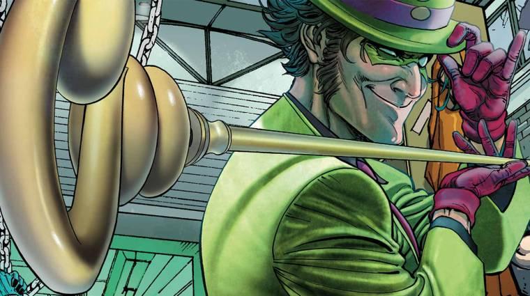 Jonah Hill mégsem lesz benne a The Batmanben, de máris megvan az új színész Rébusz szerepére kép