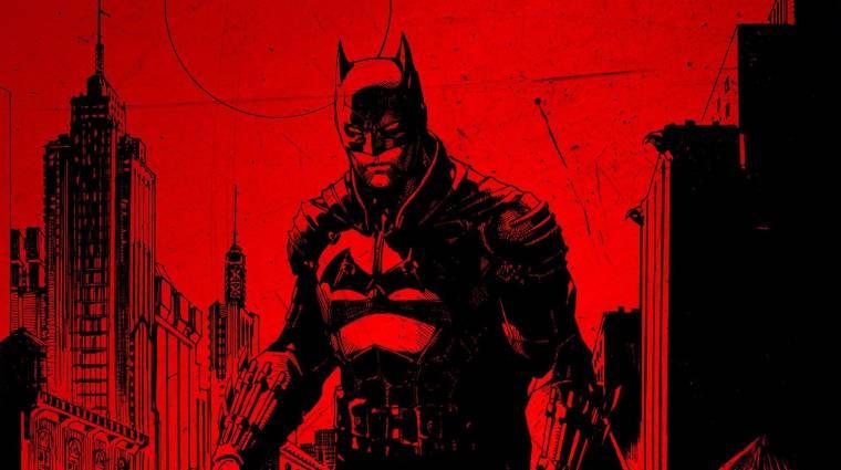Ahogy az várható volt, 2022-re csúszott a The Batman bevezetőkép