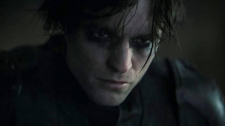 A The Batman őrületes kedvcsinálója mozgásban is leleplezi Robert Pattinson denevéremberét kép