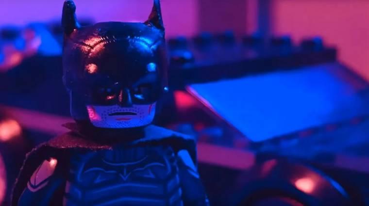 A The Batman trailer LEGO változata sem túl vidám bevezetőkép
