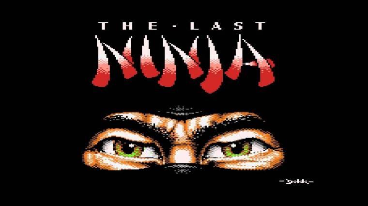 A nindzsa, akinek magyar lelke volt - 30 éves a The Last Ninja bevezetőkép