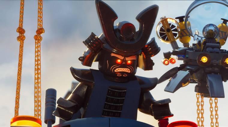 Előzetesen a legújabb LEGO film, a Ninjago Movie kép