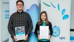 Tizenéves programozó zseniket díjazott a UPC kép