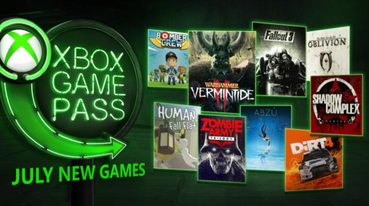 Xbox Game Pass - jön a Warhammer: Vermintide 2, a Dirt 4 és sok más bevezetőkép