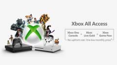 Hivatalos: jön az Xbox All Access kép