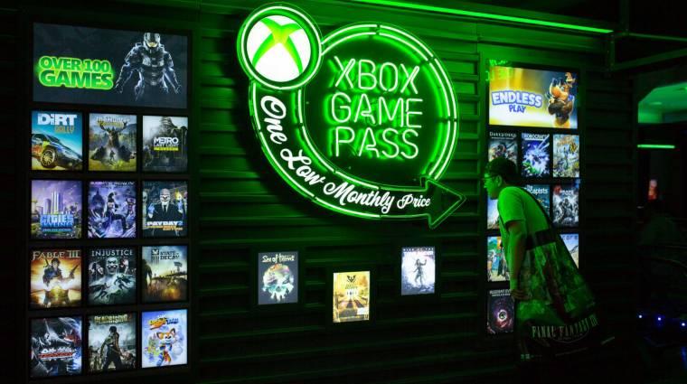 Az Xbox Game Pass nagy mértékben növeli a felhasználók játékvásárlási kedvét bevezetőkép
